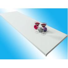 Подоконники ПВХ MOELLER Белый матовый 150 - 600 мм