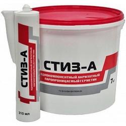 Герметик акриловый СТИЗ-А