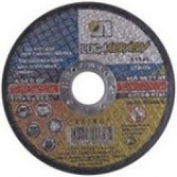 Круг отрезной  ( 115 х 6 х 22 мм )