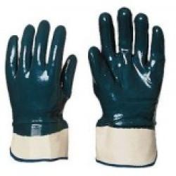 Перчатки маслобензостойкие прорезиненные