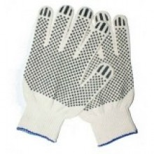 Перчатки х/б  5-ти нитка (точка)
