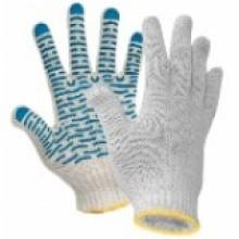 Безопасность рук при работе: перчатки из х/б – лучший выбор !