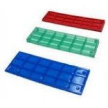 Рихтовочные пластины ( 100 х 32 х 1 мм )