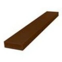 Профиль поперечный 25 мм ( коричневый )