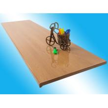 Подоконники ПВХ MOELLER Светлый дуб глянец 150 - 600 мм