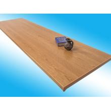 Подоконники ПВХ MOELLER Светлый дуб матовый 150 - 600 мм